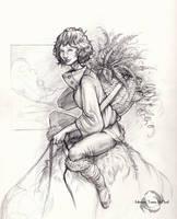 Fietka Sketch by Sirenophilia