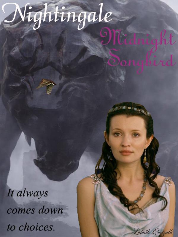 Midnight Songbird Poster