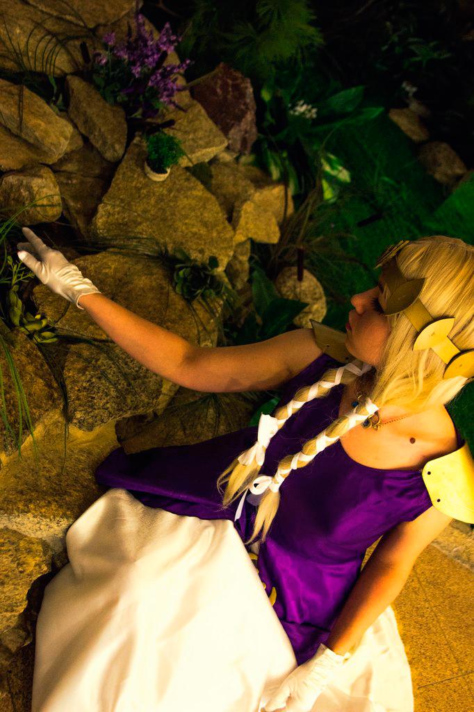 Princess mcCormick by signore-illusionista