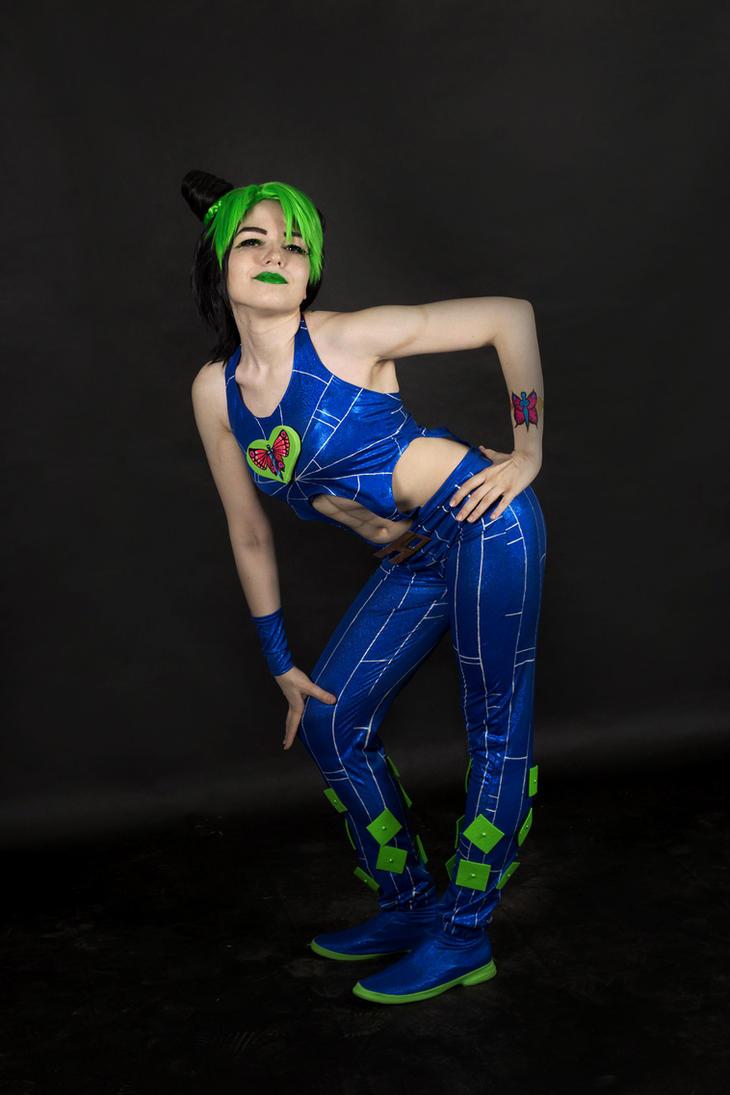 sexy Jolyne by signore-illusionista