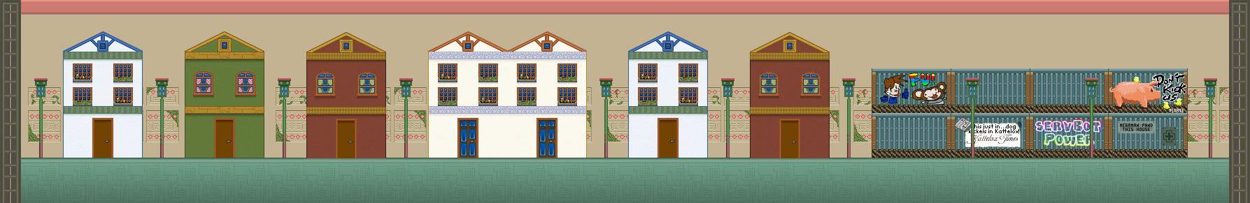 KP - Kattelox Town Mockup