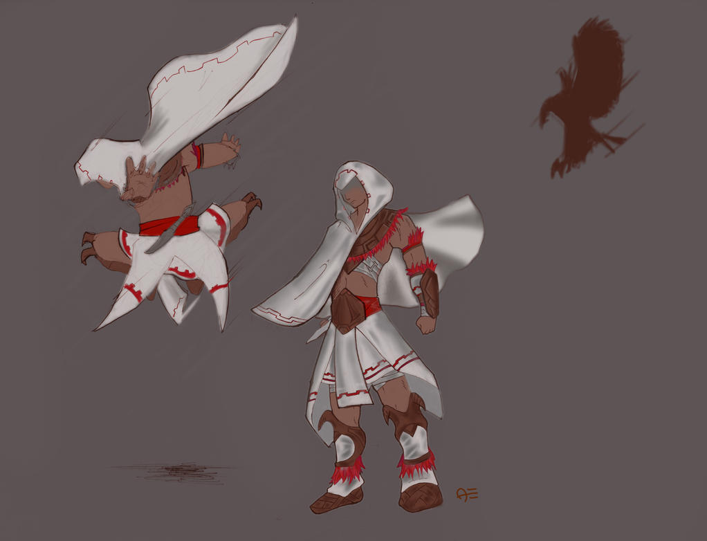 concept assasins creed by Empkin