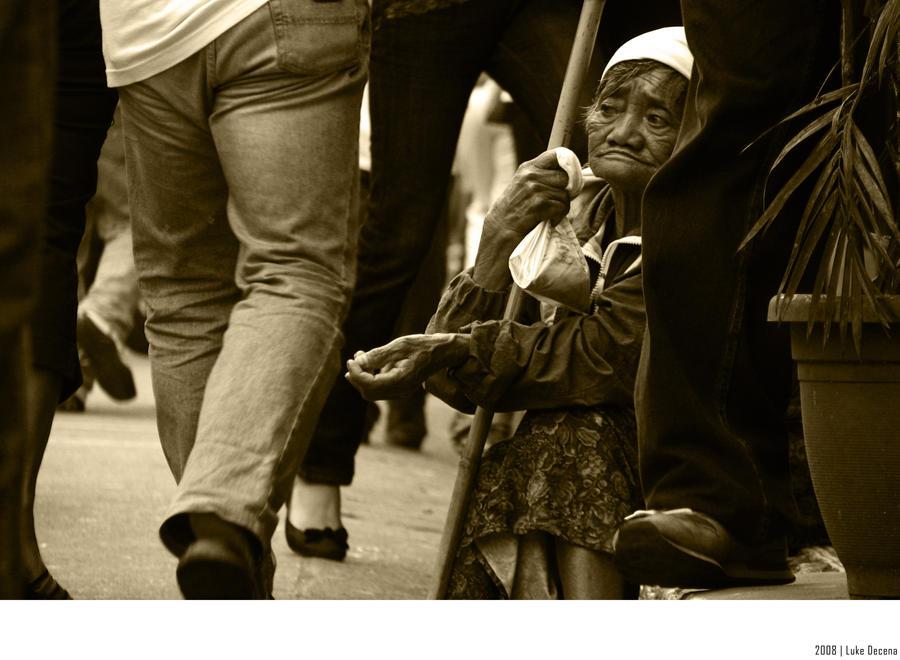 Poverty in Baguio 2 by lukedecena