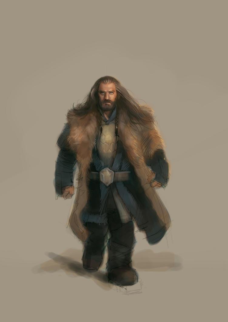 Thorin2 by Mathurin156