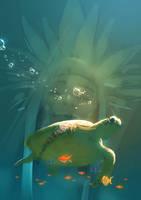 Underwater by Mathurin156