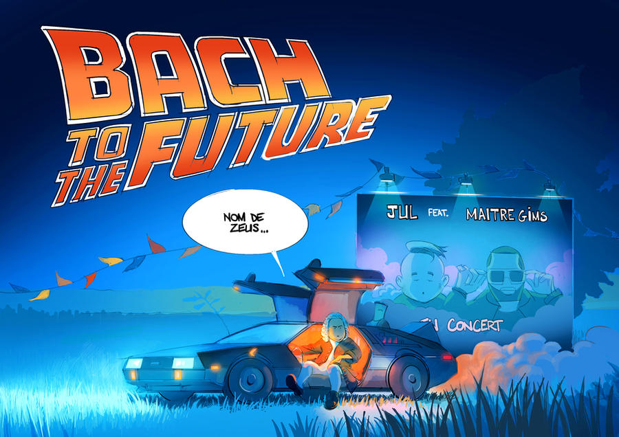 Bach to the future by Mathurin156