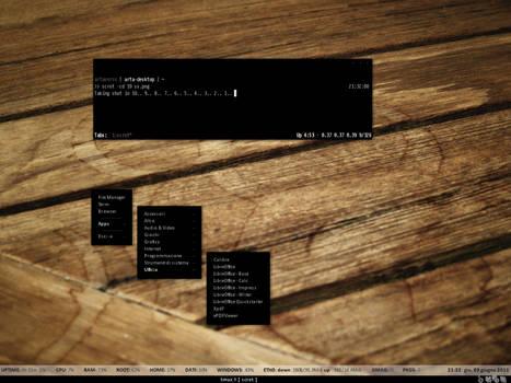 My ArchBox 2011 - June