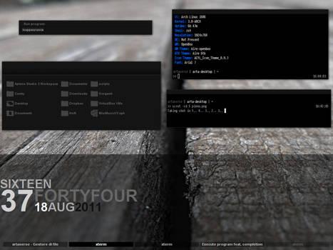 My ArchBox 2011 - August