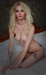 Vanessa nude by PhotographyThomasKru