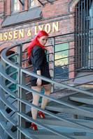 with Marta in Hamburg 26 by PhotographyThomasKru