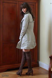 Emelie in the hotel room 1 by PhotographyThomasKru