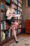 Jana the librarian 5