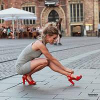 Anna in Bremen, Germany 46 by PhotographyThomasKru