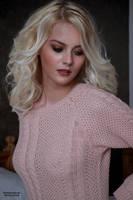 Pink Sweater 6 by PhotographyThomasKru