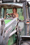The tractor lady 08