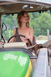 The tractor lady 10