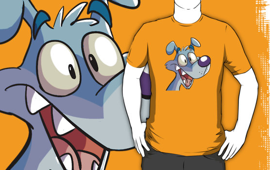 PUPPERS Shirt now available! by CamCartoonFanatic