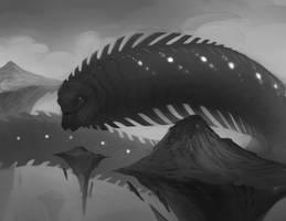 Leviathan by Earl-Graey