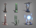 N.0.N.E.: Obelisks