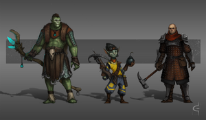 Adventurers 2 by Earl-Graey