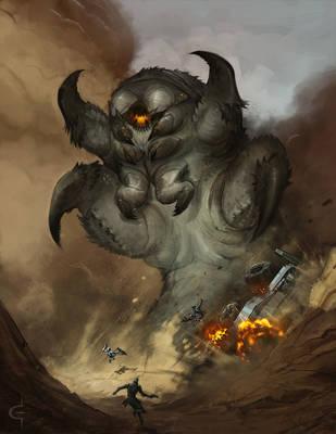 Conqueror Worm by Earl-Graey