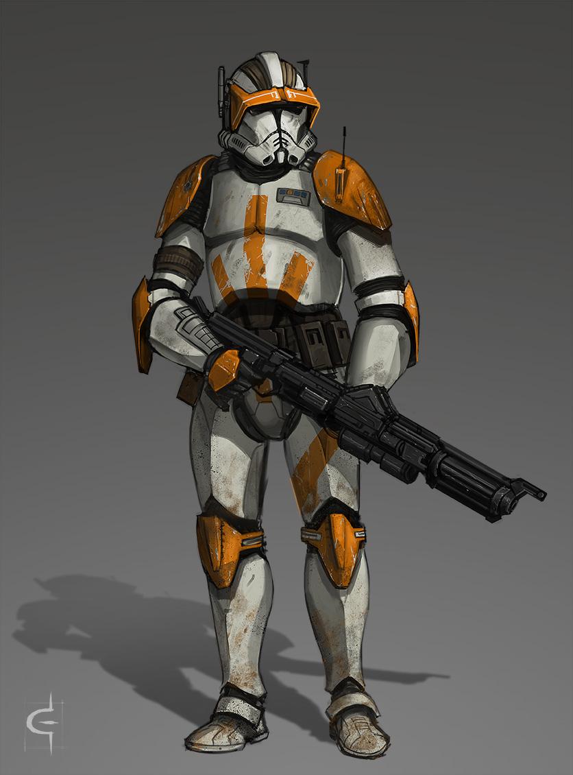 Commander Cody by Earl-Graey