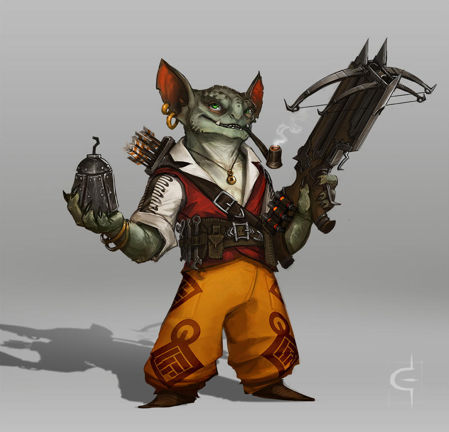 The Rogue by corndoggy