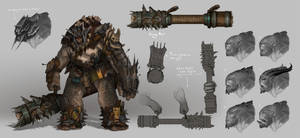 Siege Beast