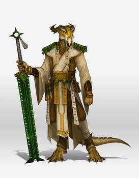 Dragonsworn Exorcist
