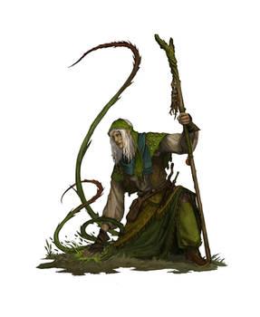 Thorn Priestess