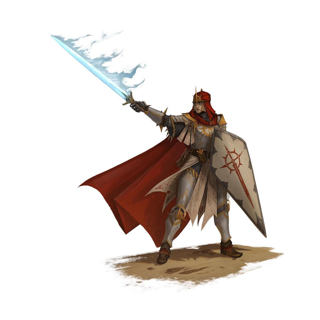 Heritor Knight by Earl-Graey