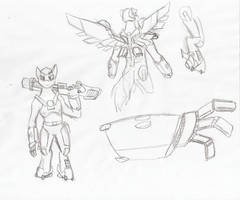 Ponyfall Concept sketches