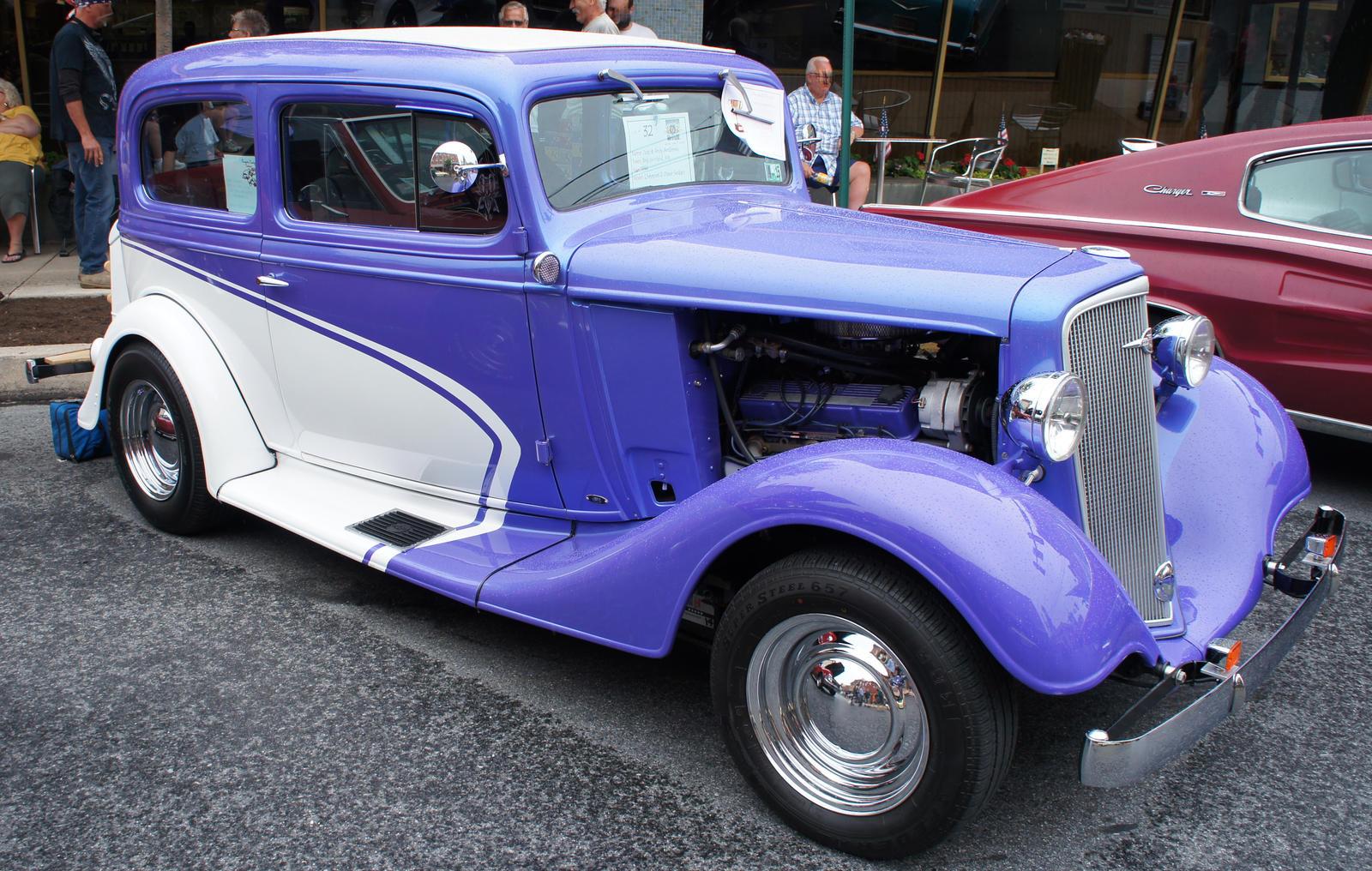 1934 chevy 2 door sedan by theshepherd1 on deviantart for 1934 chevrolet 2 door sedan