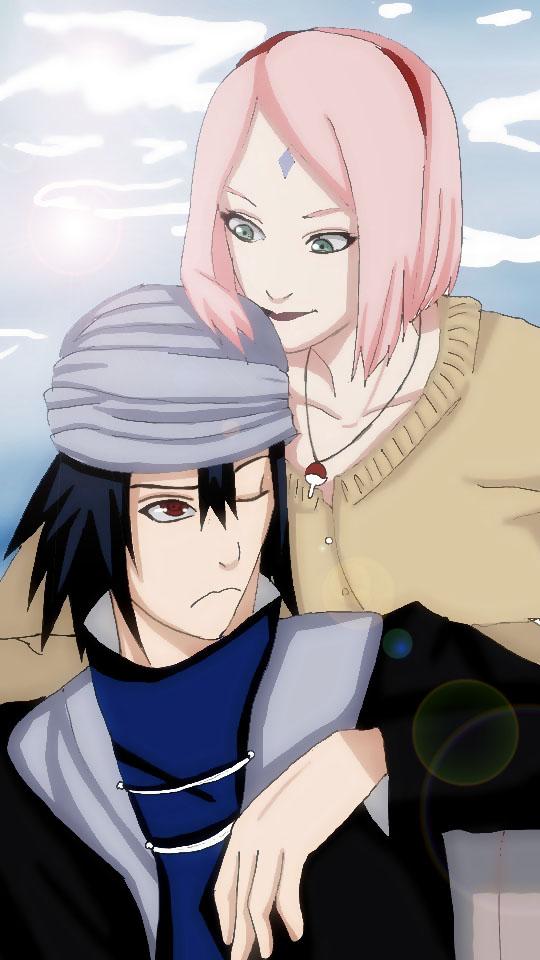 The Last: Naruto the Movie - Sasusaku by CherryDesire