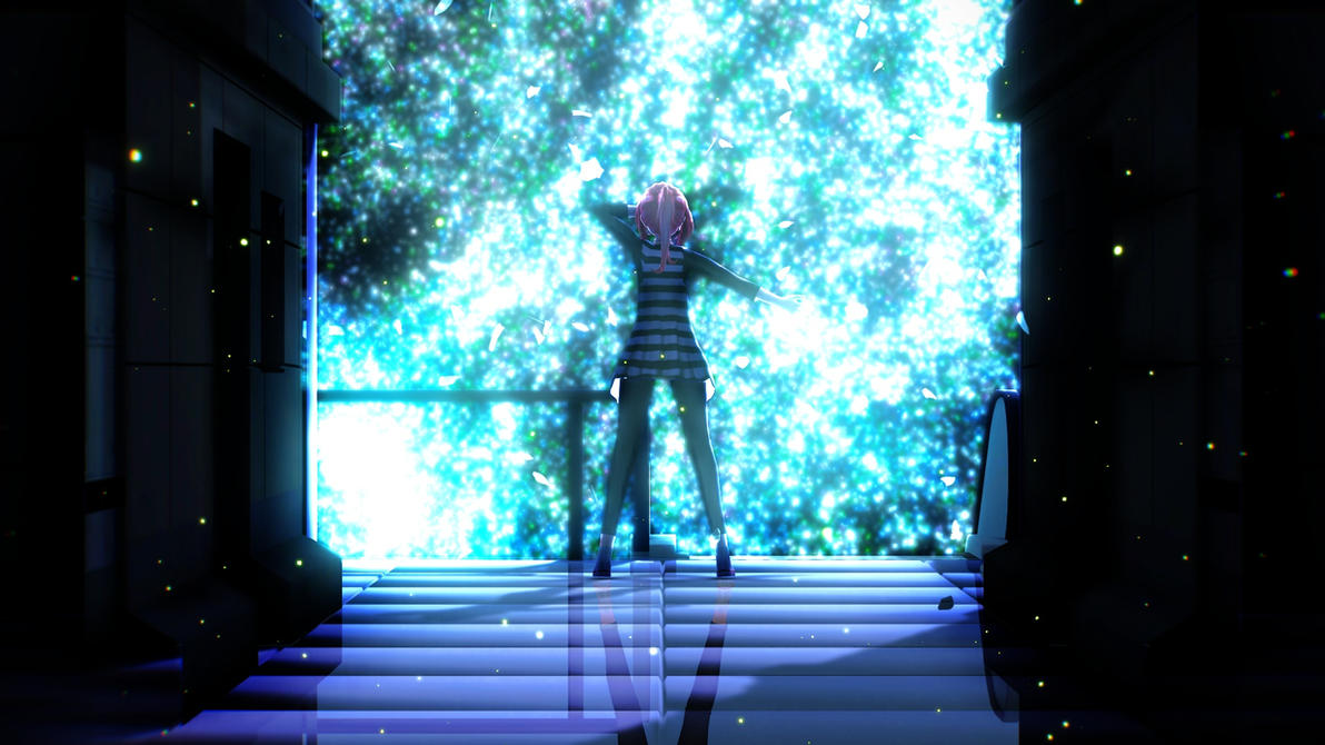 Blinding Light by CloyeDocete