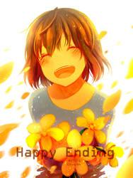 Frisk Happy End