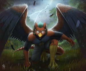 Thunderbird [COM] by Cereus93