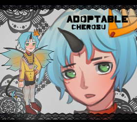 [OPEN] Adopt Auction Oni Boy by Cheros-adopt