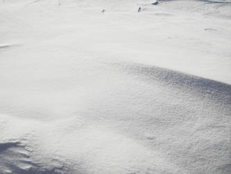 Snow smooth surface by snowlotos