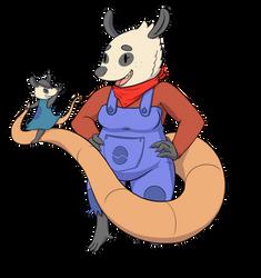 Poppy O'Possum