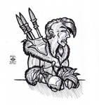 Thoughtful Barbarian