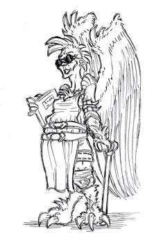 Harpy Scholar
