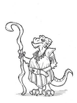 Elder Drak Mage