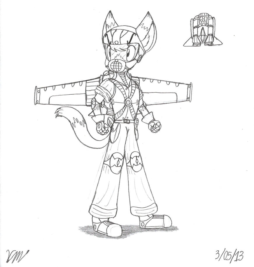 jetpack and flight suit concept by the victor catbox on deviantart