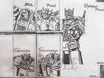[Rubber Stamp] Transformers - Autobots