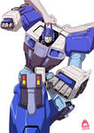 Commission : Ultra Magnus Transformers