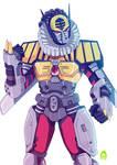 [COMMISSION] Deviot from Power Rangers villain
