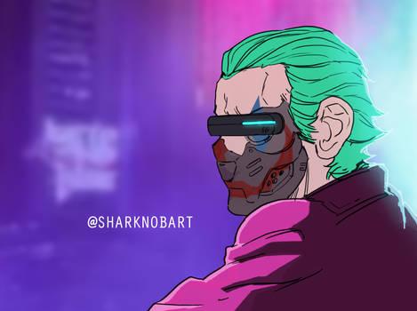 Joker Punk Sharknob 2022