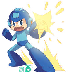 Megaman fanart