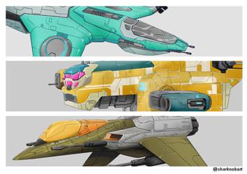 Spaceship design